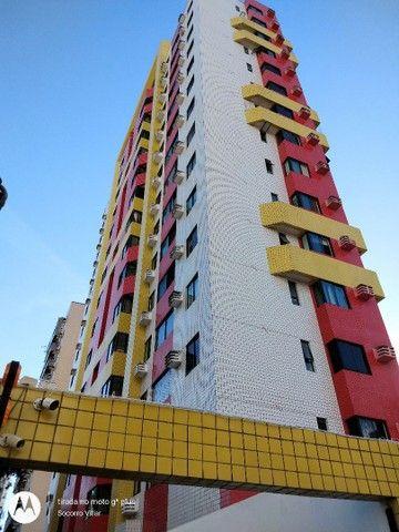 Saia do aluguel andar alto vista definida 2 qts + suíte Setúbal Recife PE - Foto 19