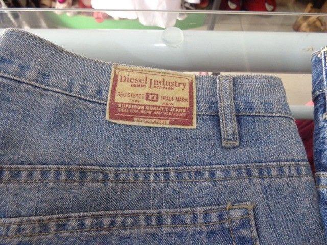 Calça Jeans Diesel Tamanho 54