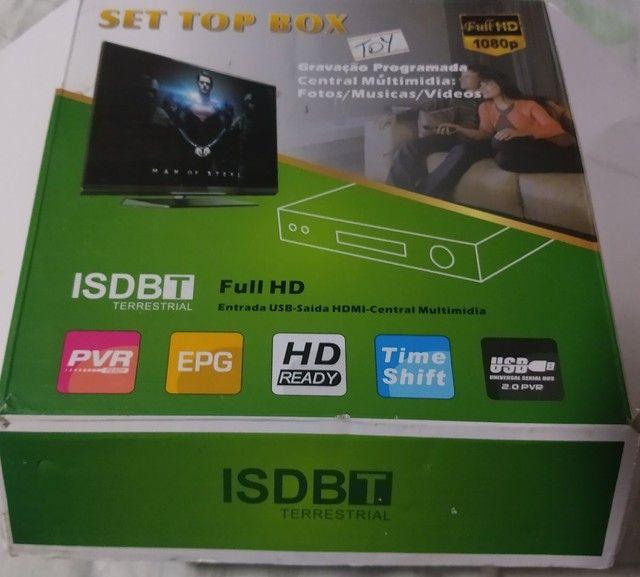 """Tv Semp 10"""" modelo 1021 c/ controle remoto - Foto 4"""