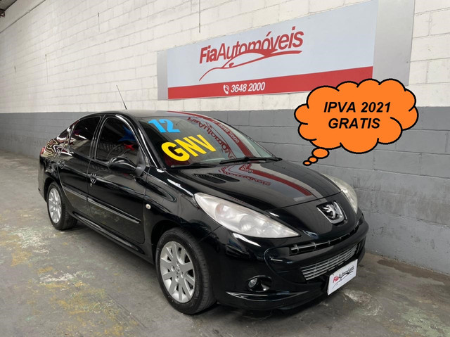 Peugeot  207 Passion XS 1.6 Completo 2012