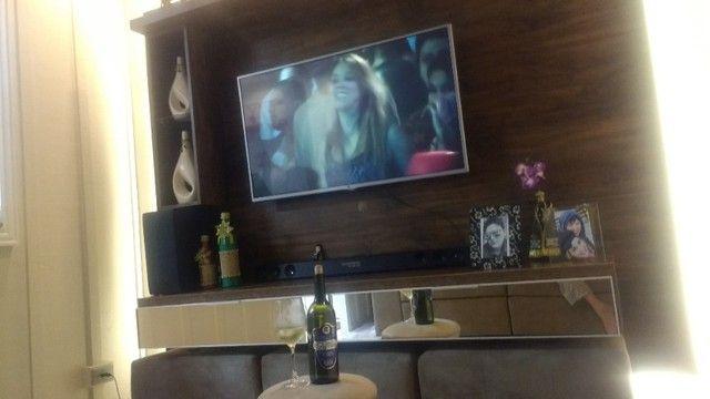 Painel para TV rústico - Foto 2