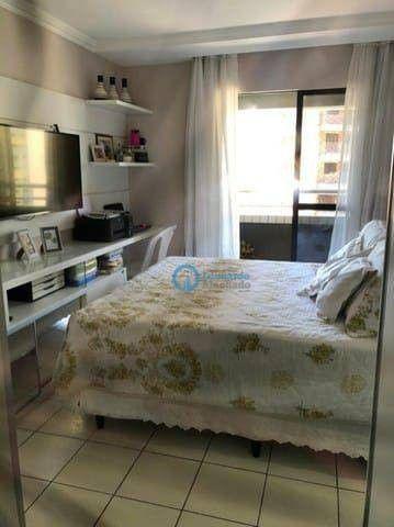 Apartamento com 3 dormitórios à venda, 74 m² por R$ 420.000 - Cocó - Fortaleza/CE - Foto 8