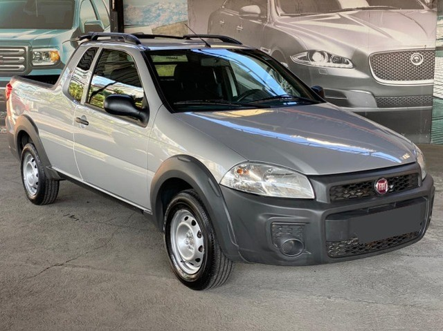 Fiat Strada Cab. Est. 1.4 8v Hard Working 1.4 Completa - Foto 6