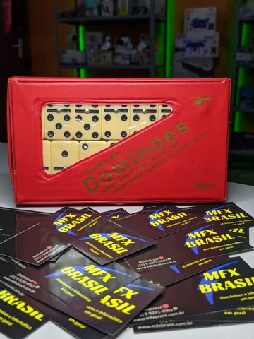 Jogo profissional de dominó - Foto 3