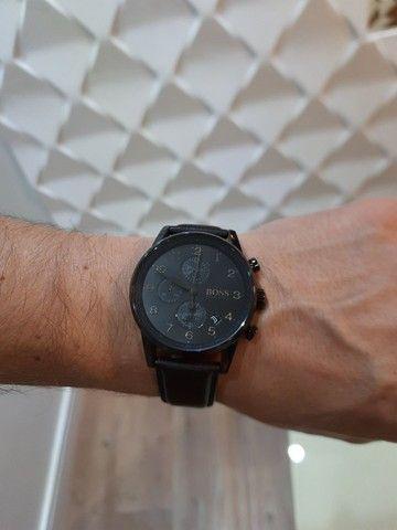 Vendo relógio Hugo Boss Original  - Foto 5