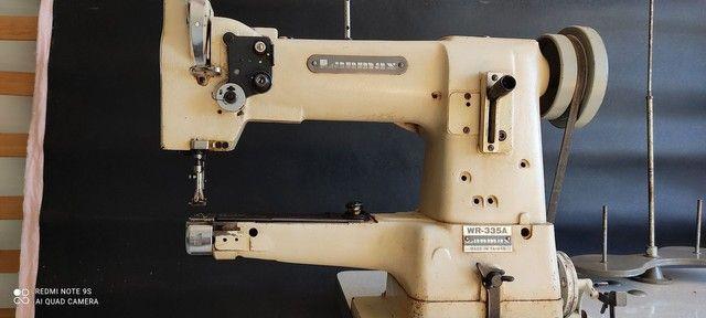 Máquina transporte triplo de braço lamax modelo 335 - Foto 6