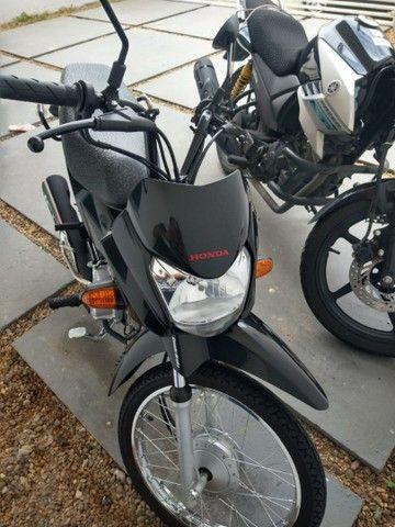 Motocicleta Honds PoP 110i de 7,9 CV E 109, 1 CC ano mod  2019 A Gasolina - Foto 2