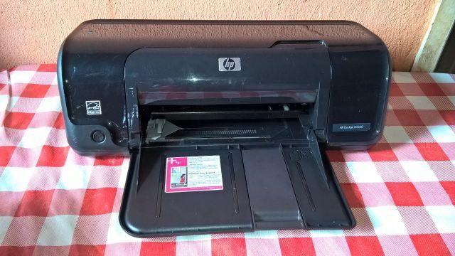 Impressora Jato tinta hp 1660