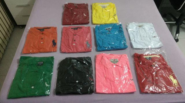 Camisas Polo, Tommy, Hollister, Reserva