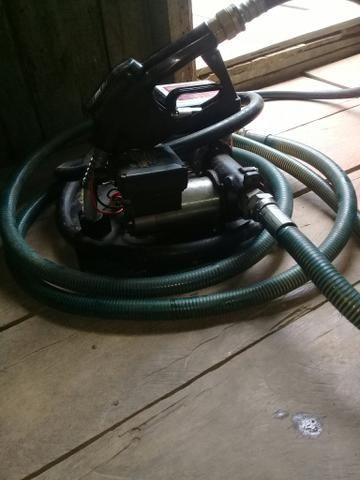 Bomba de abastecimento a diesel