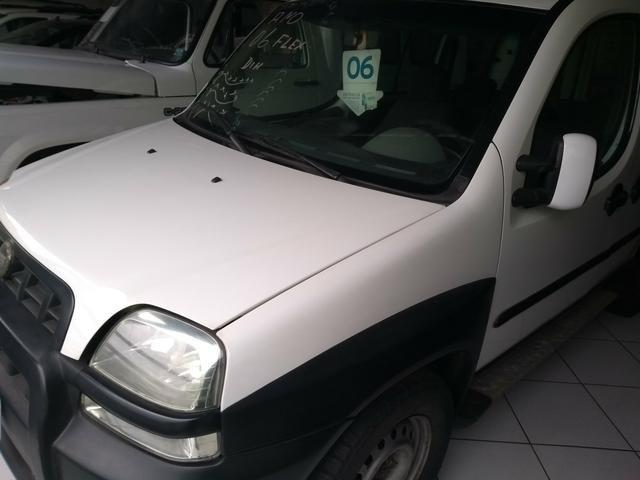 Fiat Doblo Adventure 1.8 Flex 2006 - Foto 4