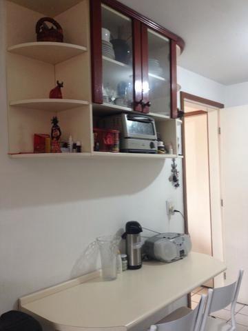 Apartamento em Valparaiso com armários modulados e totalmente sol da Manhã