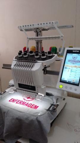 Maquina de bordar Brother PR1000