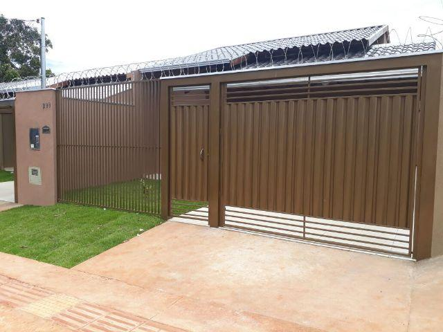 Casa Nova no Jardim Montevideu