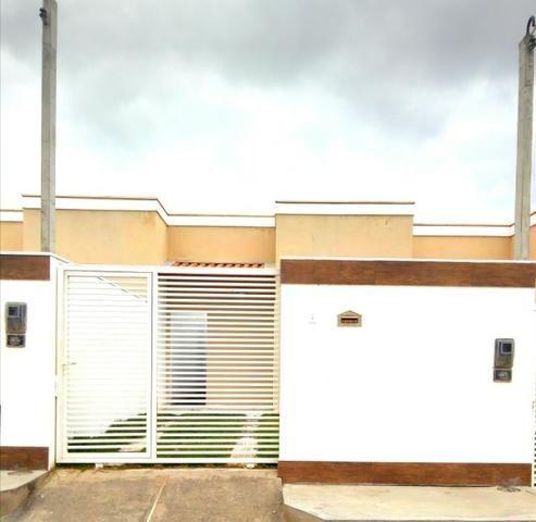 Atenção-No Santo Antonio,Casa Com Corredor Lateral na Laje com suíte, Financia.992908888