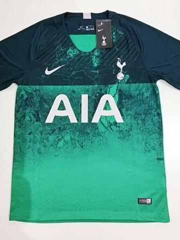 f9e69c4408b17 Camisa Tottenham Third 18 19 - Roupas e calçados - Henrique Jorge ...