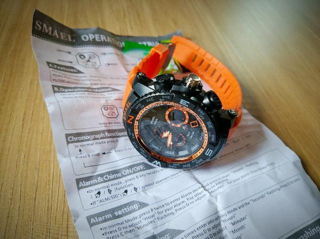 66960c79090 Relógio Masculino Original esportivo estilo militar Novo Barato à prova  d água!