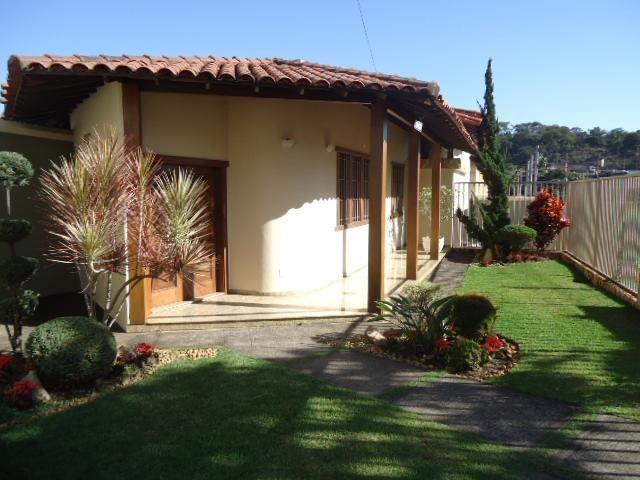 Casa à venda com 3 dormitórios em Caiçaras, Belo horizonte cod:374