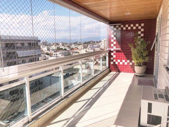 Apartamento à venda com 4 dormitórios em Vila da penha, Rio de janeiro cod:1007 - Foto 2