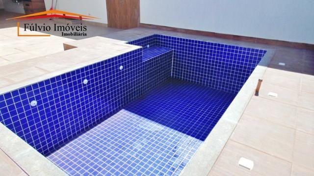 Espetacular! Condomínio privilegiado, moderna em Vicente Pires - Foto 16