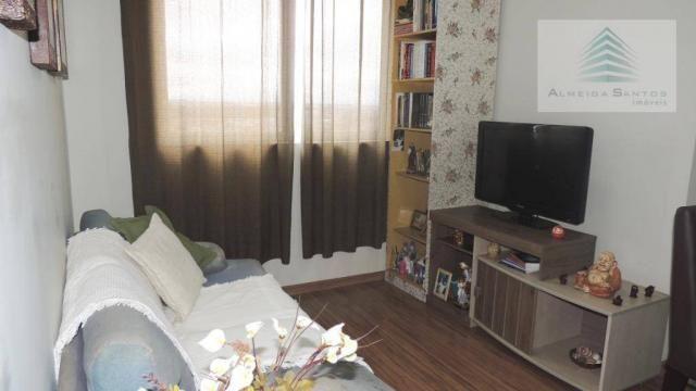Apartamento à venda, 47 m² por r$ 265.000,00 - pinheirinho - curitiba/pr