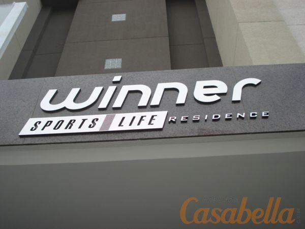 Apartamento  com 3 quartos no WINNER SPORTS LIFE RESIDENCE 2.301 - Bairro Jardim Goiás em  - Foto 2