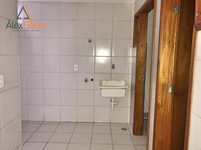 Apartamento com 3 dormitórios à venda, 126 m² por r$ 680.000 - jatiúca - maceió/al - Foto 19