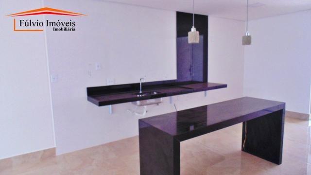Espetacular! Condomínio privilegiado, moderna em Vicente Pires - Foto 13