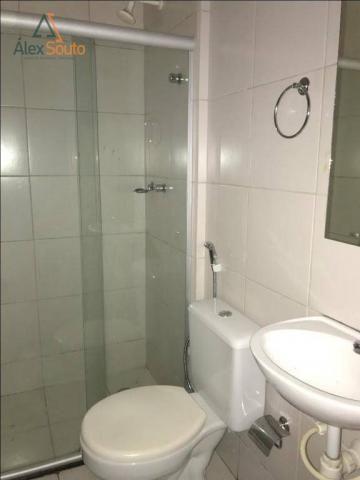 Apartamento com 3 dormitórios à venda, 126 m² por r$ 680.000 - jatiúca - maceió/al - Foto 20