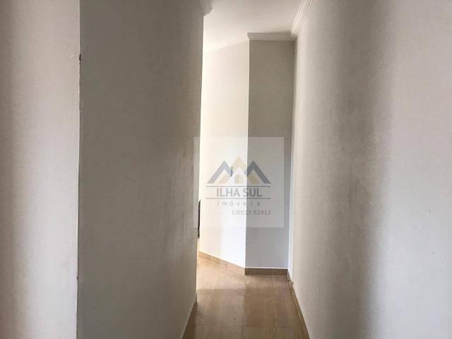 Apartamento com 2 dormitórios à venda, 54 m² por r$ 225.000,00 - campeche - florianópolis/ - Foto 9