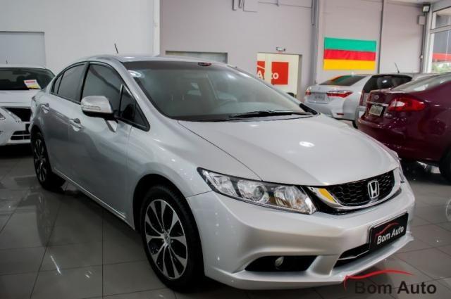 Honda Civic 2.0 LXR Automático 2015