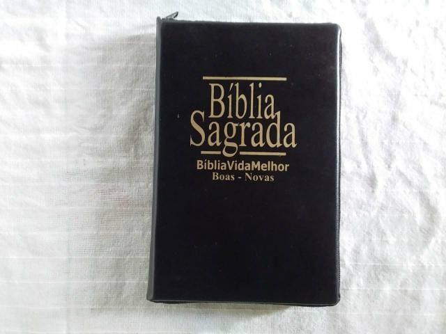 Bíblia Sagrada viver melhor Boas Novas