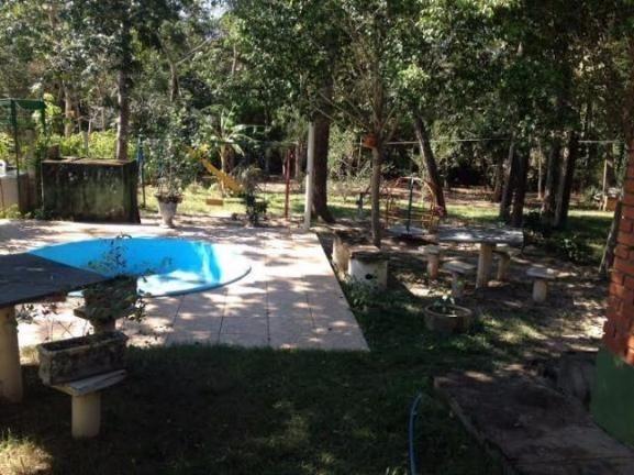 Chácara p/ lazer com piscina, passa o Rio Coxipo do Ouro, a 3km do asfalto - Foto 6