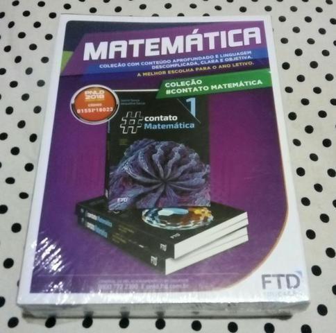 Coleção Contato Matemática - Ensino Médio Completo - Manual Do Professor - Foto 2
