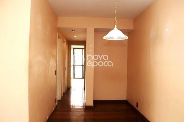 Apartamento à venda com 3 dormitórios em Tijuca, Rio de janeiro cod:AP3AP35441 - Foto 2
