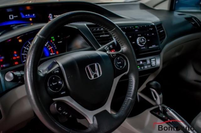 Honda Civic 2.0 LXR Automático 2015 - Foto 11