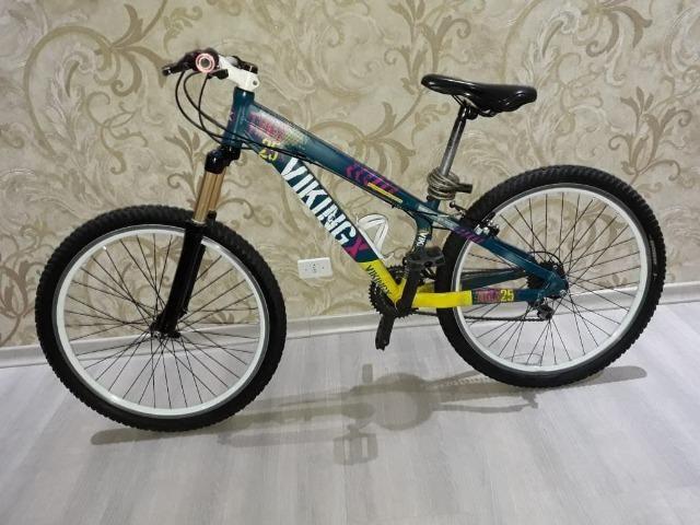 Vikingx tuff 25 troco