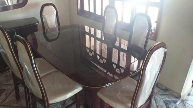 Conjunto sala de estar completo