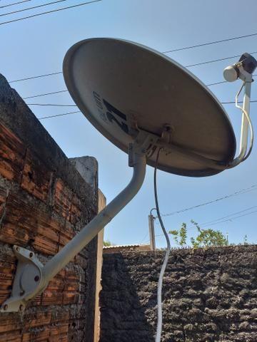Aparelho da sky e antena - Foto 2