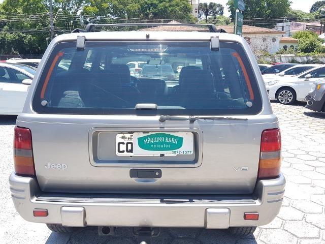 G. Cherokee limited 5.2 automática 4x4 5 passageiros gasolina - Foto 3