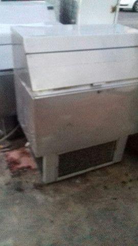 Máquina de gelo 150kg - Foto 2