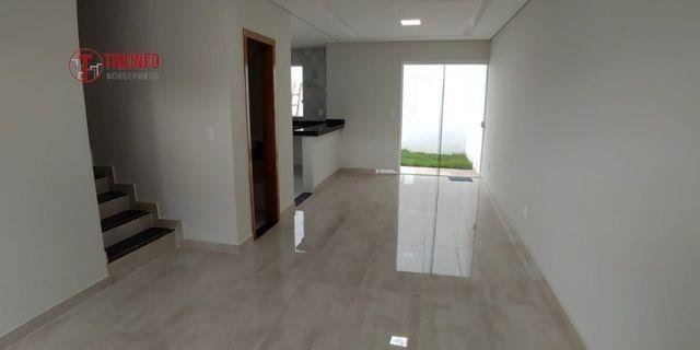 Casa a venda com 3 quartos no bairro Itapoã - Belo Horizonte - MG - Cod. 1117 - Foto 8