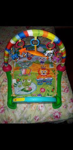 Tapete de atividades pra bebê - Foto 2