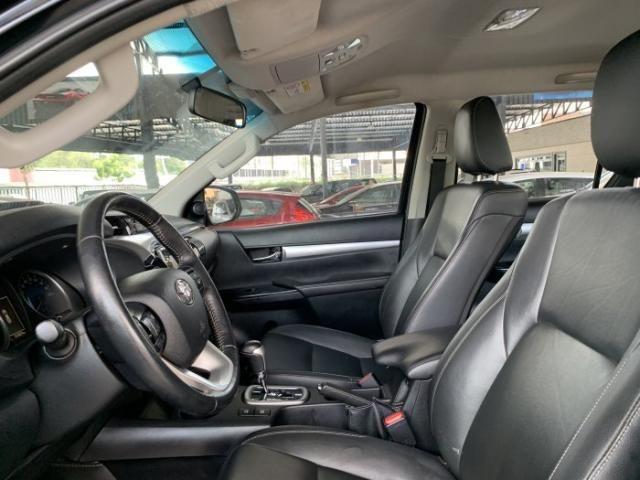 Toyota hilux 2017 2.8 srx 4x4 cd 16v diesel 4p automÁtico - Foto 5