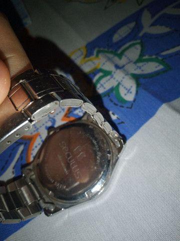 Relógio seculus- aceito oferta - Foto 2