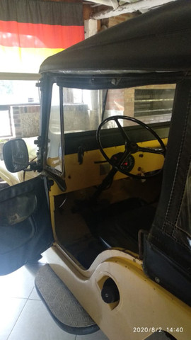 Jeep Willys Overland 1963 - Foto 4