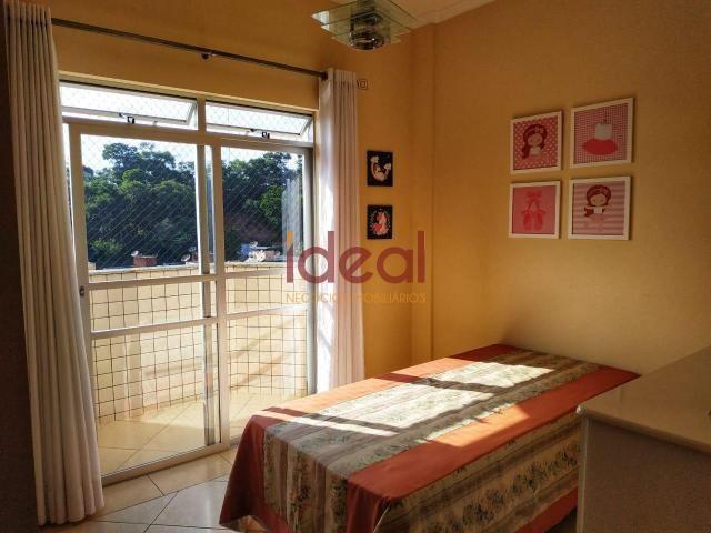 Apartamento à venda, 3 quartos, 1 vaga, Lourdes - Viçosa/MG - Foto 11