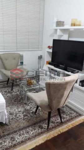 Apartamento à venda com 1 dormitórios em Flamengo, Rio de janeiro cod:LAAP12566