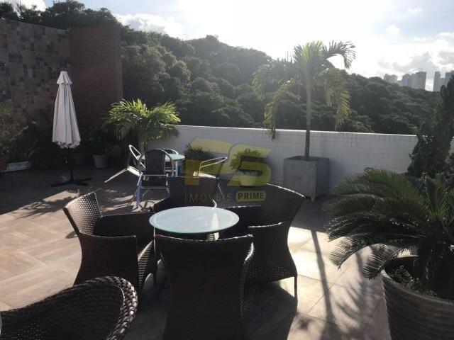 Apartamento à venda com 4 dormitórios em Cabo branco, João pessoa cod:PSP42 - Foto 8