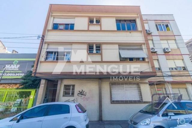 Apartamento à venda com 1 dormitórios em Santa cecília, Porto alegre cod:10570